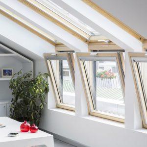 VELUX VFE 3070 okno kolankowe [2-szybowe]