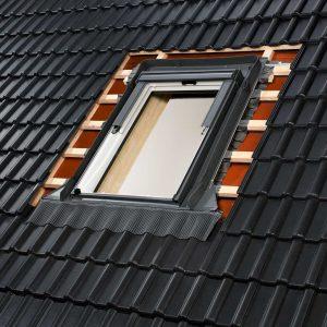 VELUX EDZ kołnierz do okien dachowych o profilu do 45mm