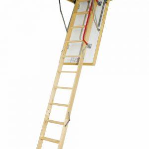 FAKRO LWK Plus – Drewniane schody strychowe