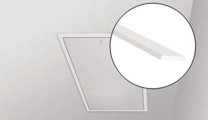 FAKRO LWL Extra – Drewniane schody strychowe termoizolacyjne