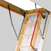 Poręcz metalowa LXH Fakro do schodów strychowych