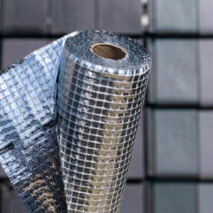 Folia paroizolacyjna aluminiowa Dachfol 110