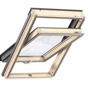 VELUX GLL 1061B okno dachowe obrotowe z dolnym otwieraniem [3-szybowe]