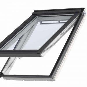 VELUX GPU 0050 okno dachowe klapowo-obrotowe łazienkowe [2-szybowe]
