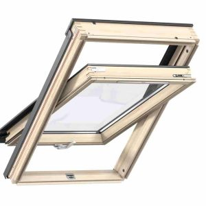 VELUX GZL 1051B Okno dachowe obrotowe z dolnym otwieraniem [2-szybowe]