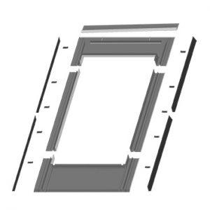 FAKRO EZV-F – kołnierz okien dachowych do dachówki płaskiej