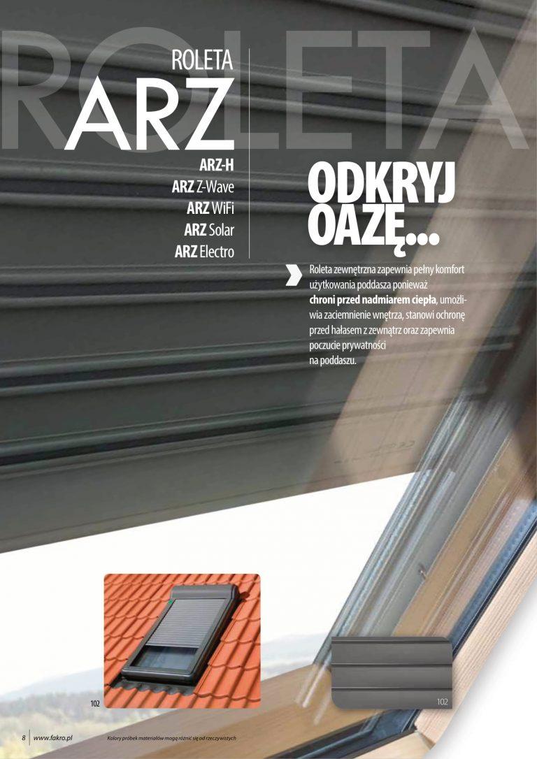 elektryczne rolety na okna dachowe cena (2)