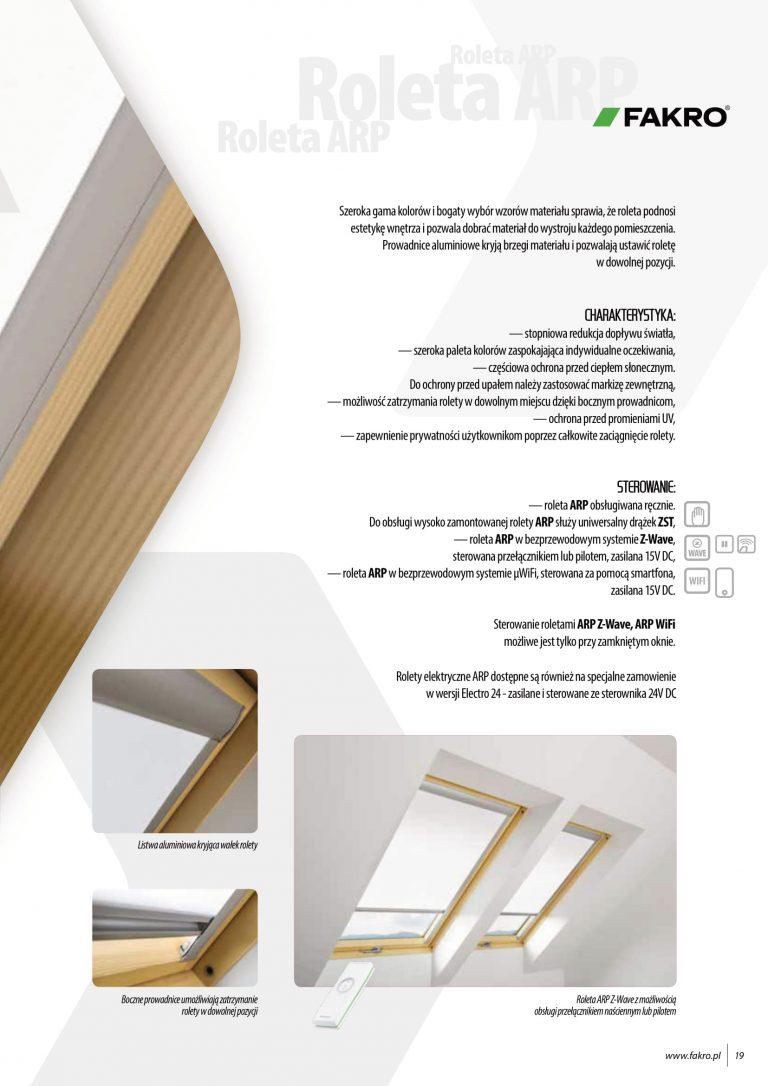 fakro rolety na okna dachowe cennik (1)