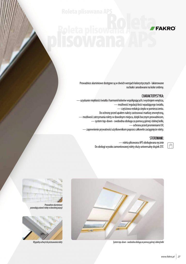 rolety na okna fakro cennik (2)
