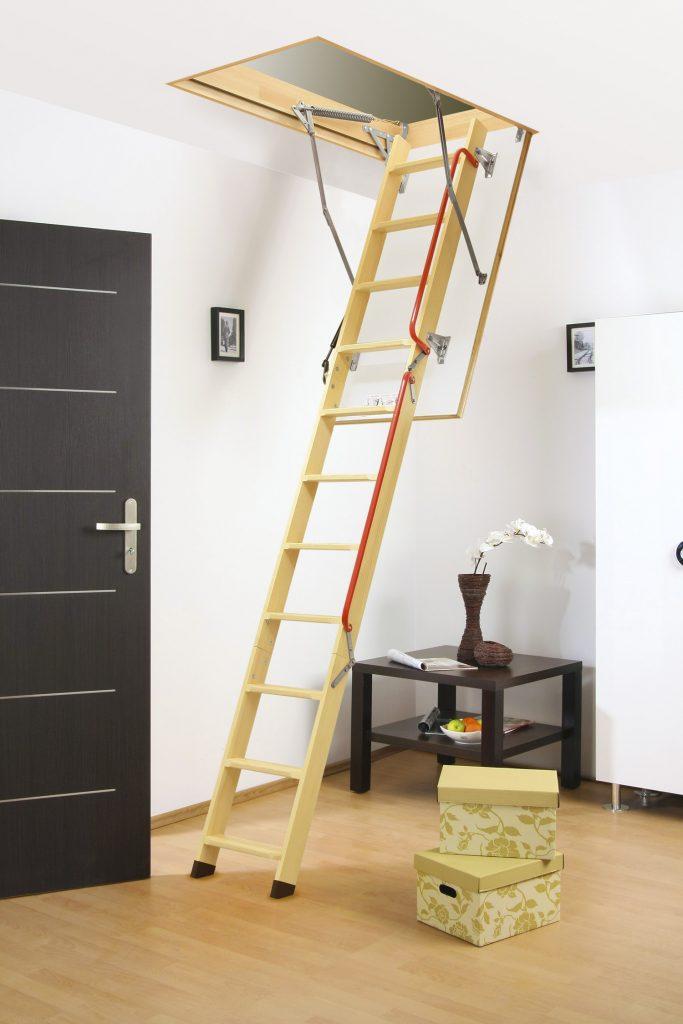 Fakro schody strychowe LWL extra (1)