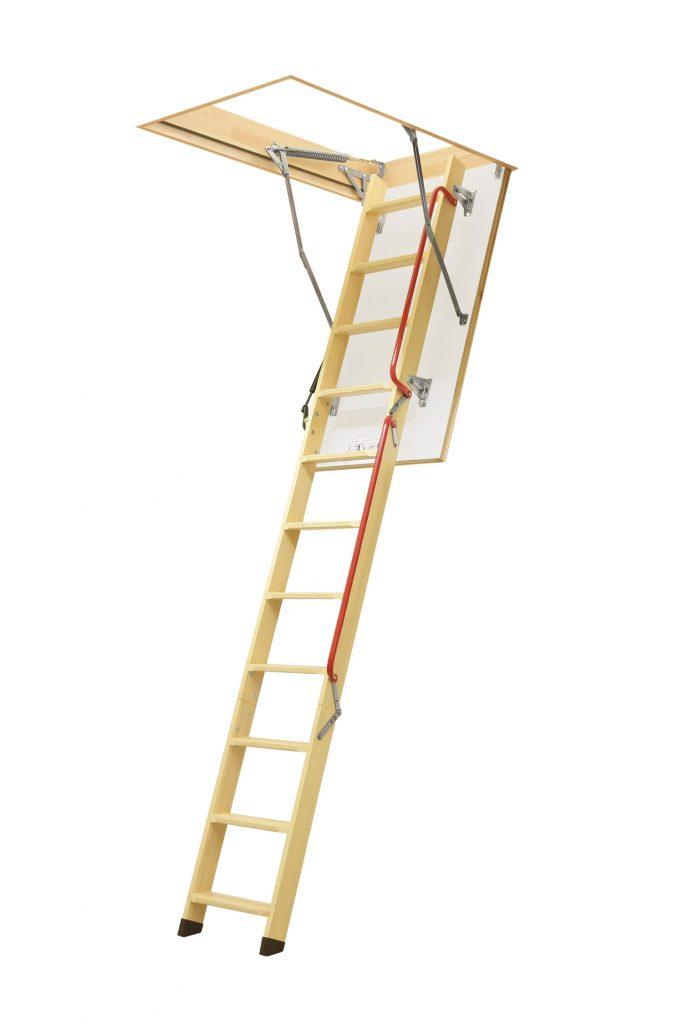 Fakro schody strychowe LWL extra