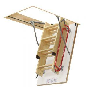 Fakro schody strychowe LWL extra (2)