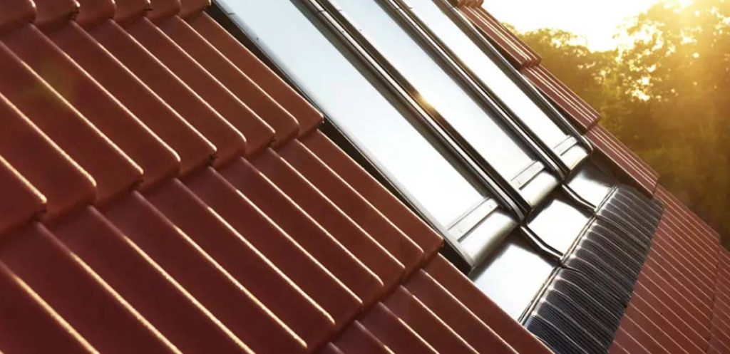 okna dachowe kombi