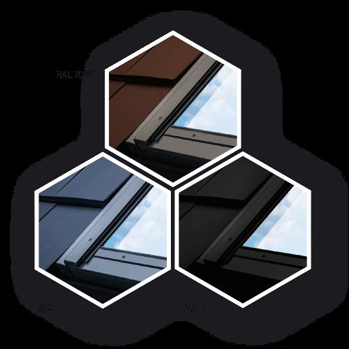 3x3 fakro promocja kolor oblachowania okien