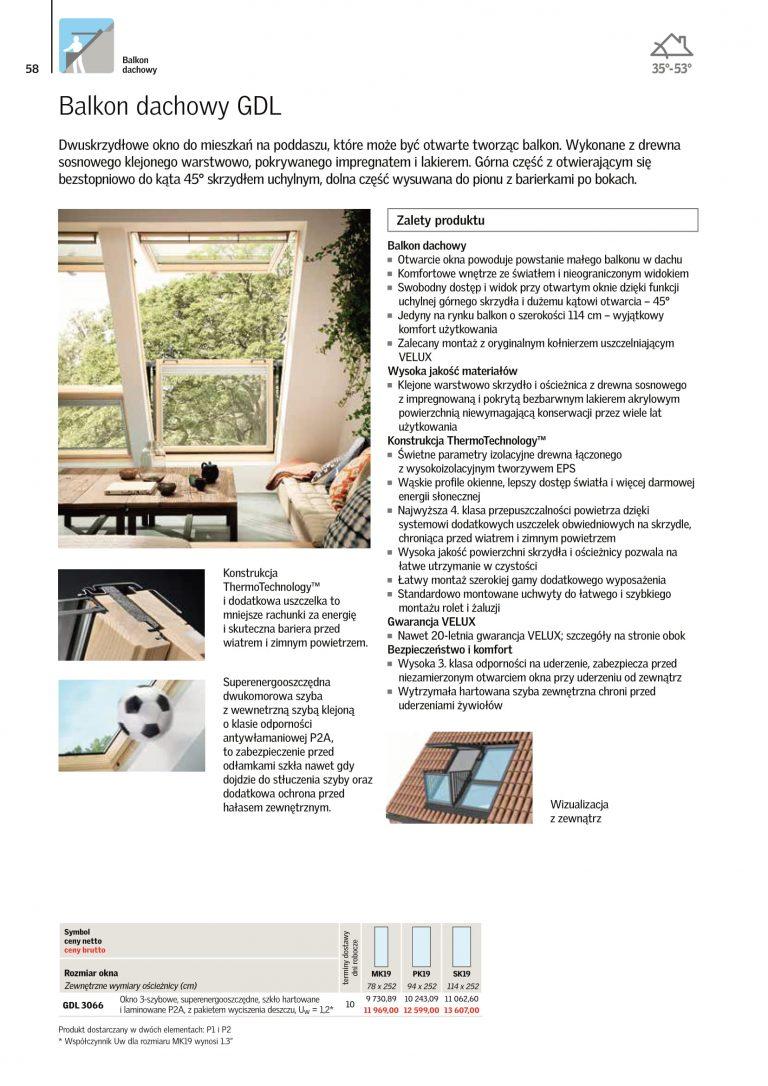 okna dachowe velux cennik 2021 (11)