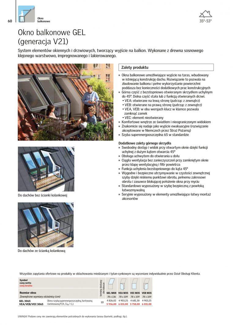 okna dachowe velux cennik 2021 (13)