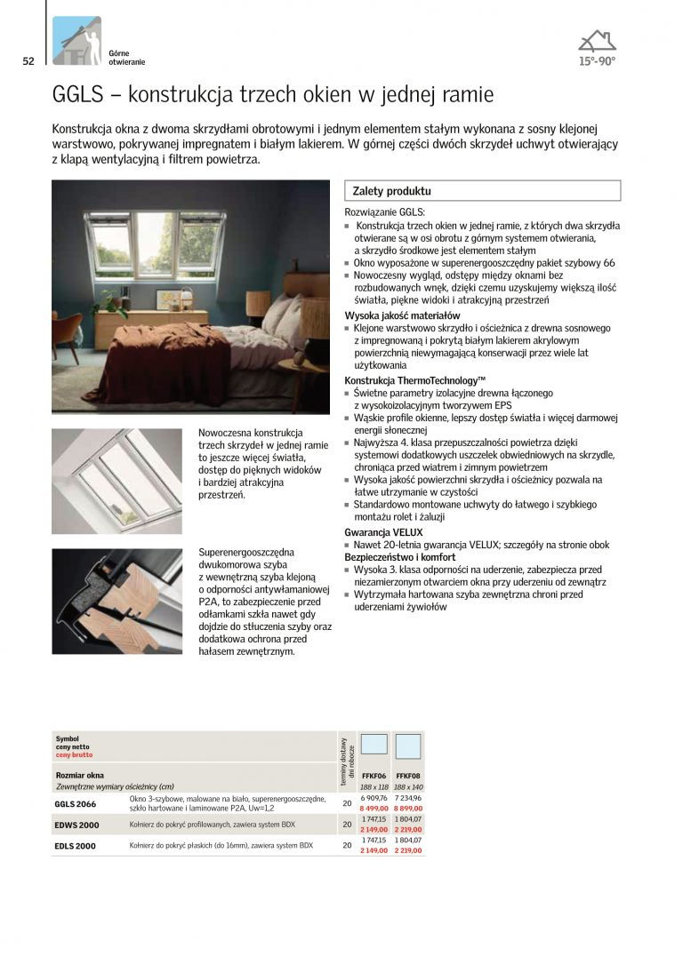 okna dachowe velux cennik 2021 (5)