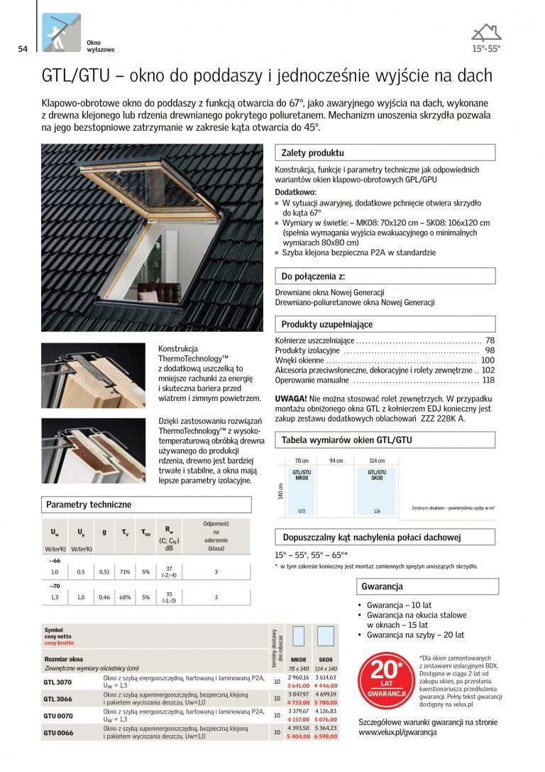 okna dachowe velux cennik 2021 (7)