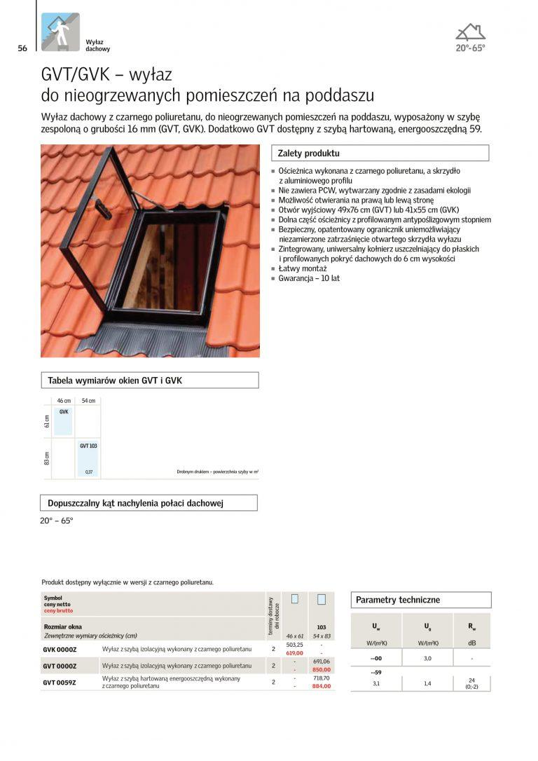 okna dachowe velux cennik 2021 (9)