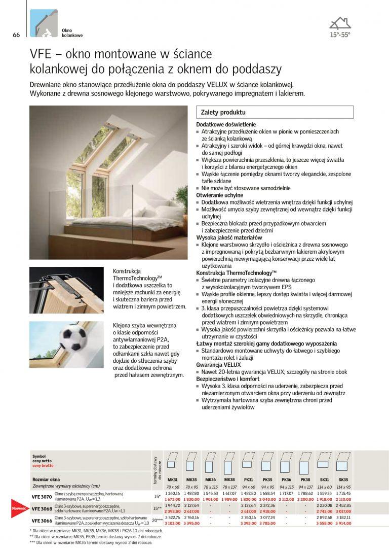 okna na dach velux cennik 2021 (3)