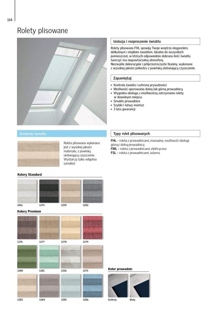 velux cennik okien na poddasze 2021 (2)