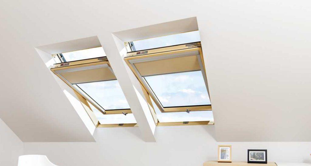 fakro okna dachowe drewniane wybór najlepsze