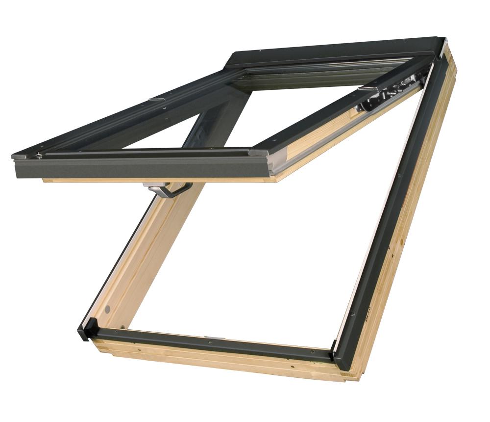 fakro wybór okna dachowe fPP klapowe