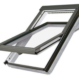 FAKRO FTU-V U3 – Okno dachowe obrotowe [Dwuszybowe]