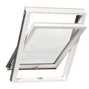 roofART PCV – Okno dachowe łazienkowe obrotowe [2 szybowe]