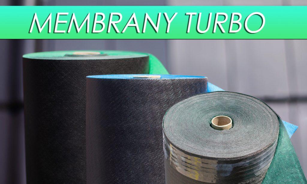 membrana dachowa turbo