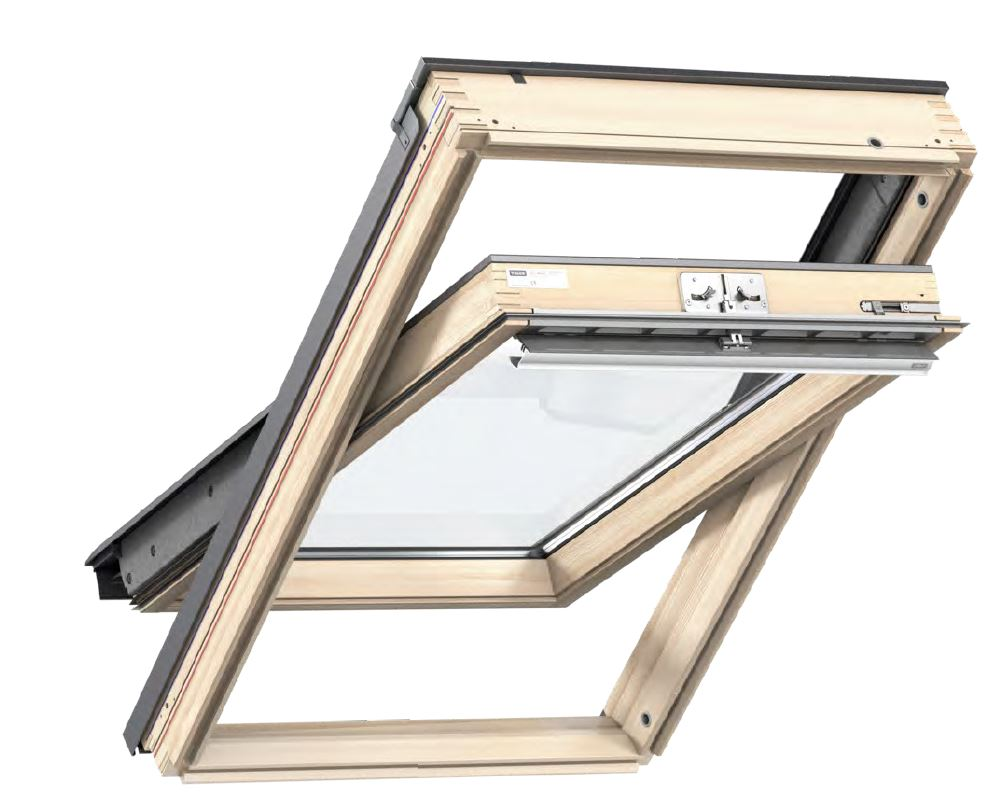 velux nowe okno gll 1064